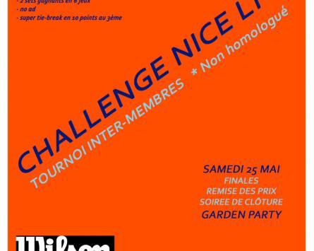 Challenge Nice LTC