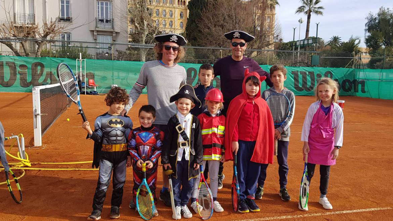 Carnaval Ecole de Tennis 06.03.19