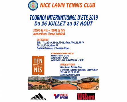 Tournoi International d'Été 2019